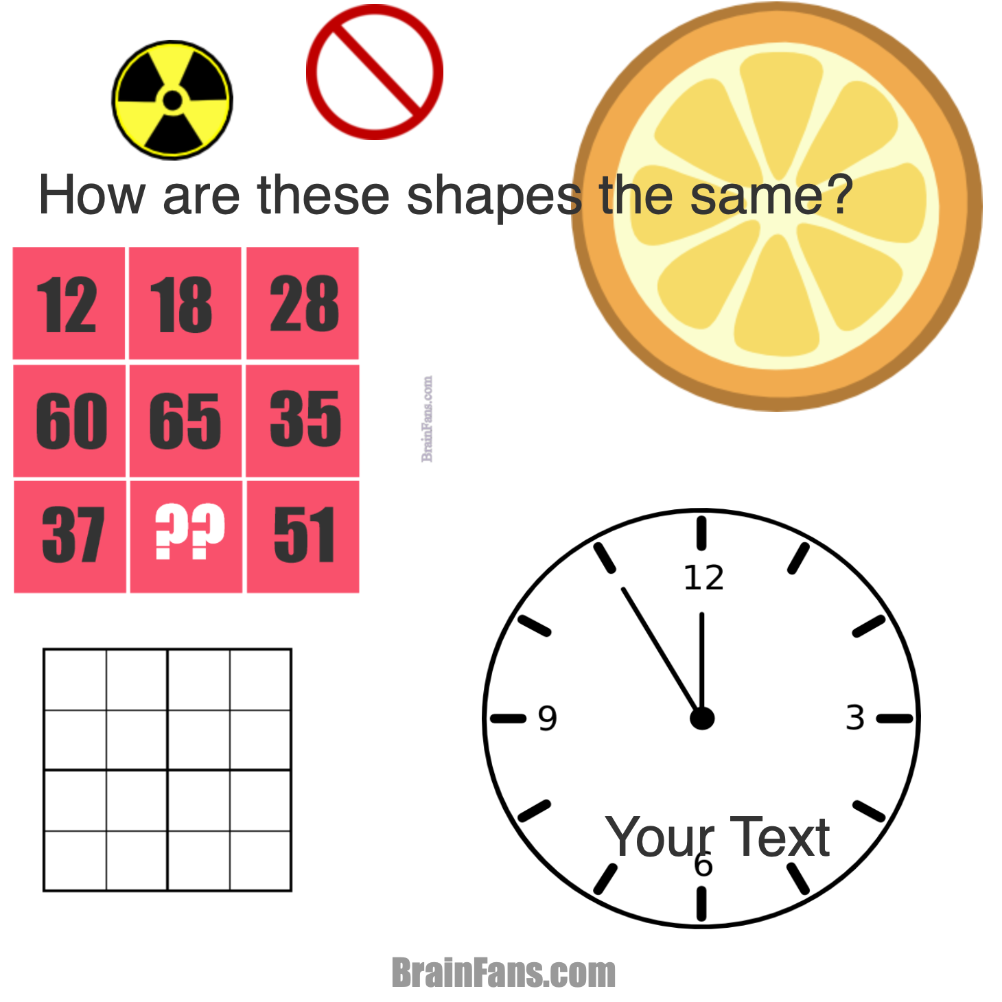 Brain teaser - Number And Math Puzzle - Intro to Paritioning -