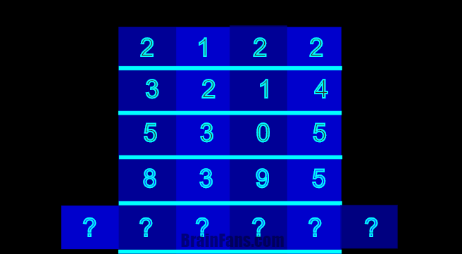 Brain teaser - Kids Riddles Logic Puzzle - a hard one -