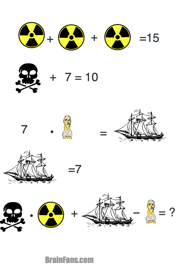 Brain teaser - Logic Riddle - alert -