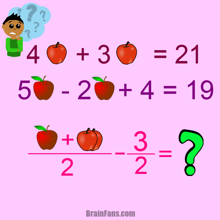 Brain teaser - Number And Math Puzzle - Equotions 1 - Solve both equotions to use the results on final fractions' sum.