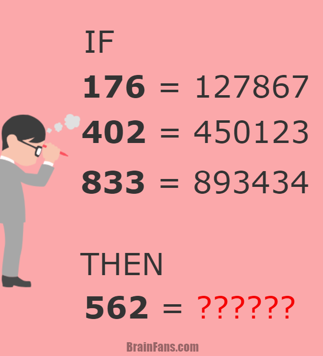Brain teaser - Number And Math Puzzle - math - Math riddle with answer for geniuses. Can you find the six digit number?