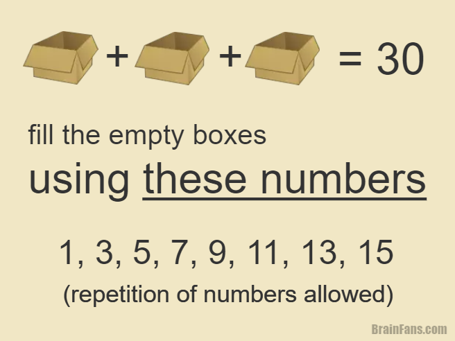 Number series puzzle | Number And Math Puzzle - BrainFans