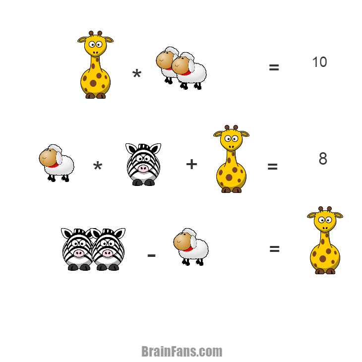Brain teaser - Number And Math Puzzle - Puzzles for Geniuses - anyone can solve it