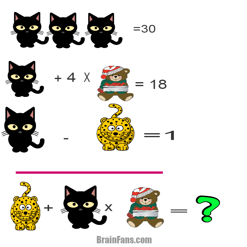 Brain teaser - Number And Math Puzzle - ZZhunka@Lubasha -