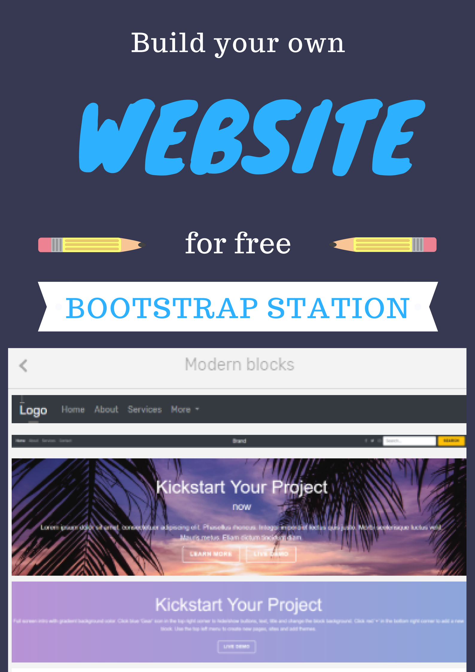 Bootstrap station